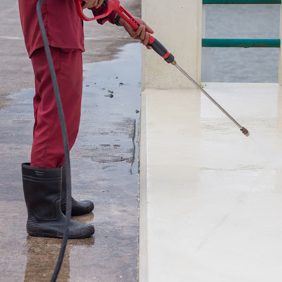 Commercial painting and facilities maintenance in Melbourne, Victoria.