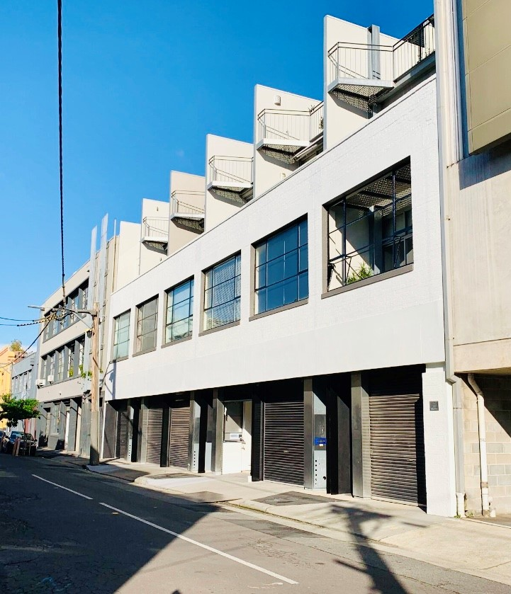 Owners Corporation exterior painting project in Richmond, Victoria